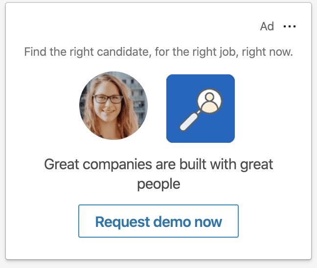 Spotlight Ads LinkedIn