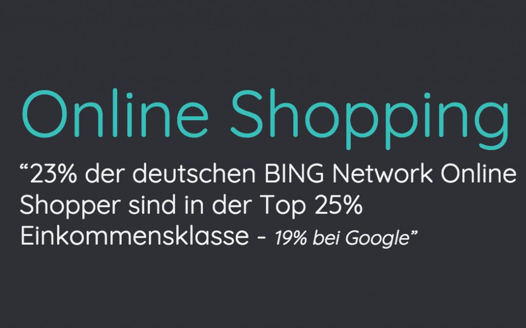 bing ads vs. google ads shopping