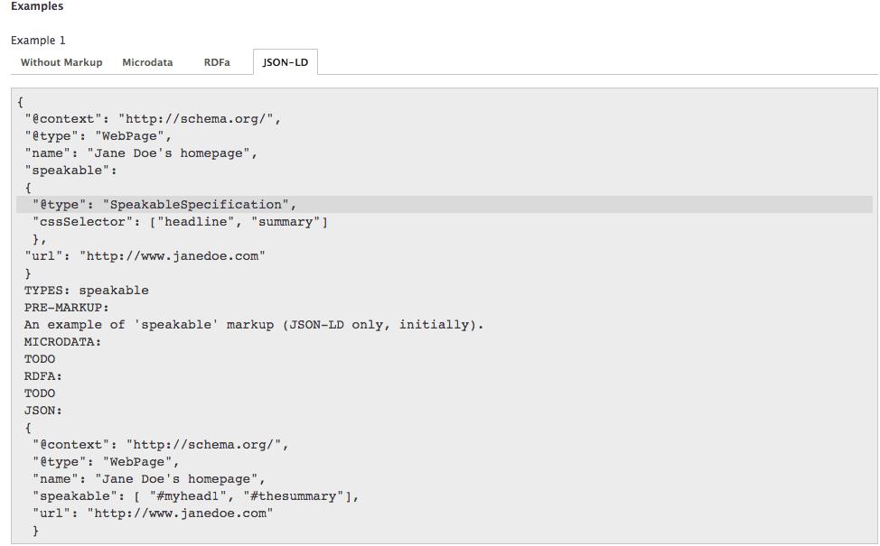 code besipiel