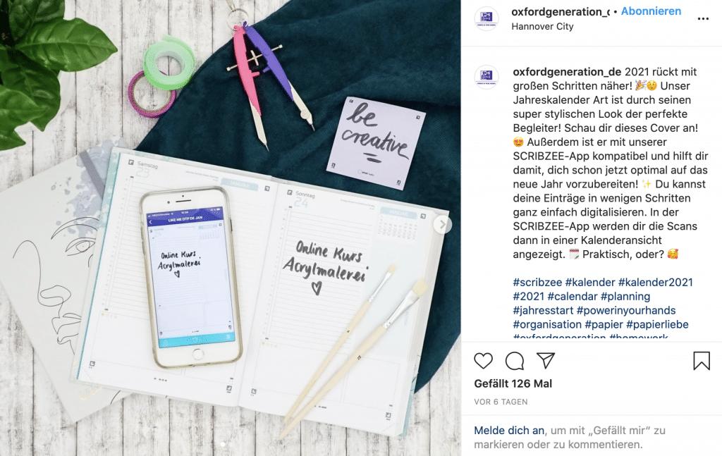 instagram werbung produktpräsentation e1608141052437