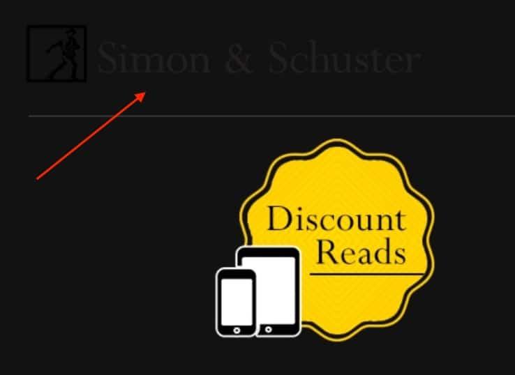 E-Mail-Marketing-Tipps: Schwarz-graues Logo ist im Dark Mode nicht sichtbar.